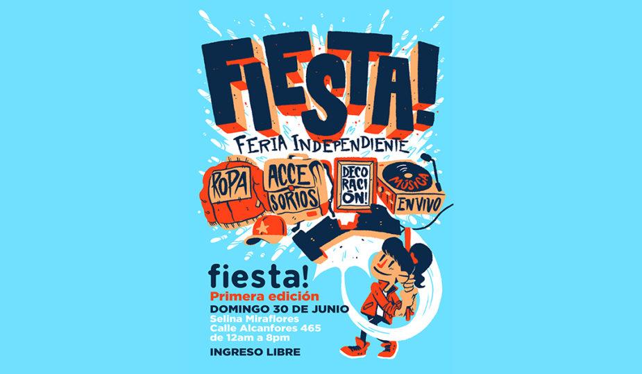 Feria independiente fiesta