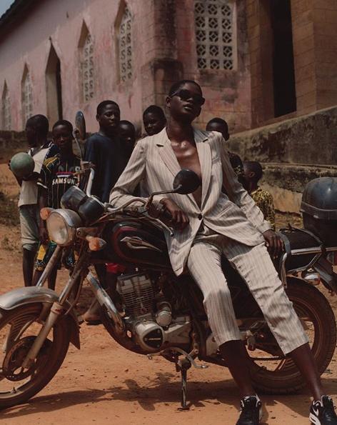 moda áfrica