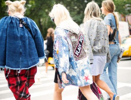 tendencias en la moda