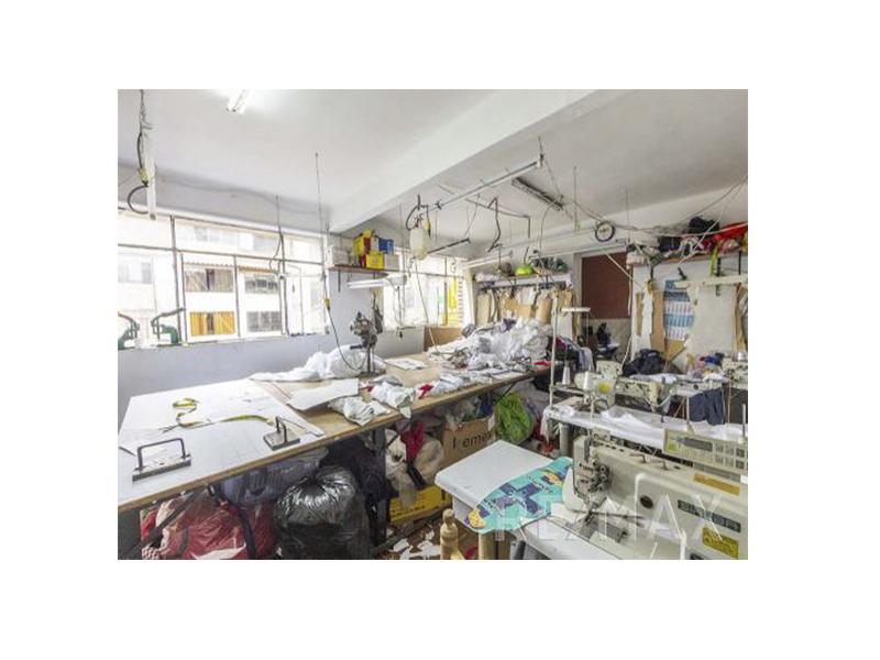 trabajadores textiles en gamarra