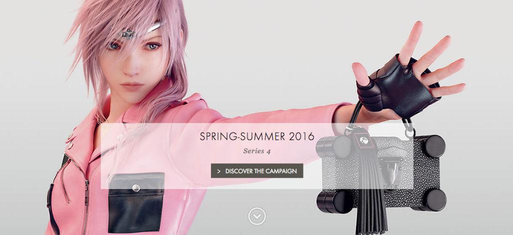 moda y videojuego