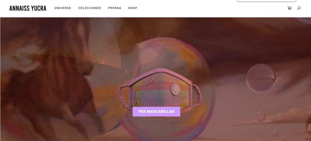 tienda virtual de Annaiss Yucra