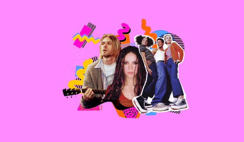 Perú de los 90s