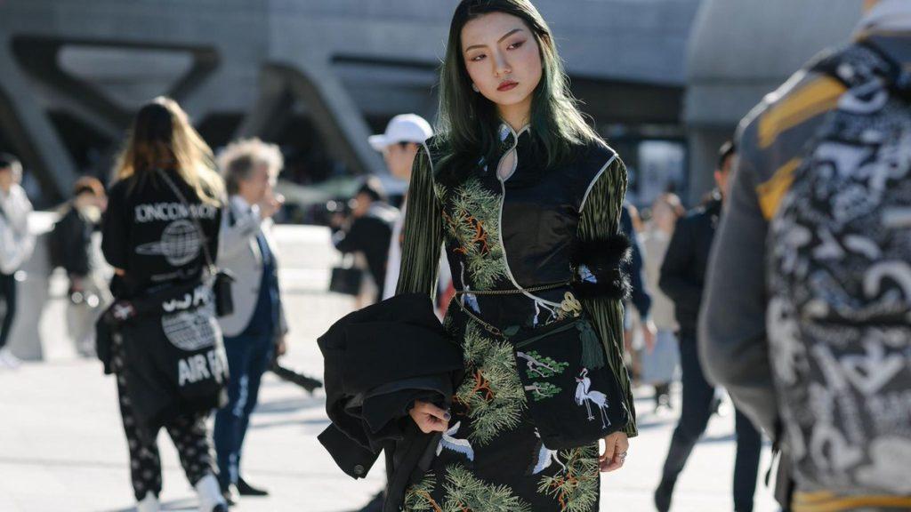 moda asiática en el Perú