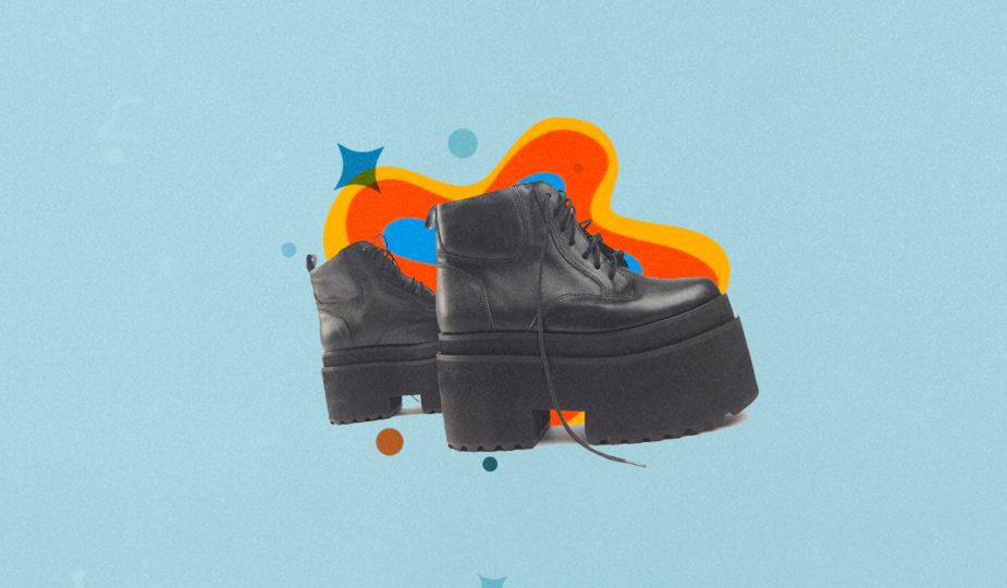donde comprar zapatos con plataforma