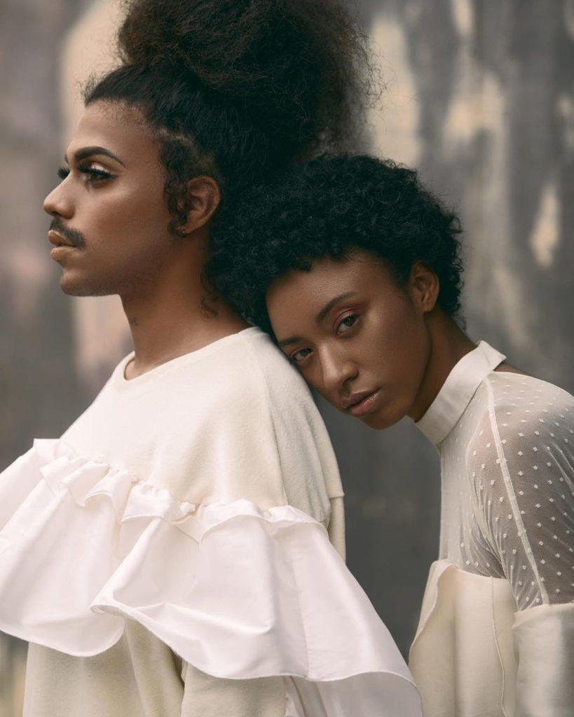 representación racismo en la moda peruana.